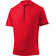 Löffler Vienna Bike Jersey Shortsleeve Men red